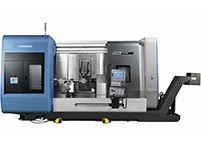 CNC TURN-MILL CENTER Puma SMX